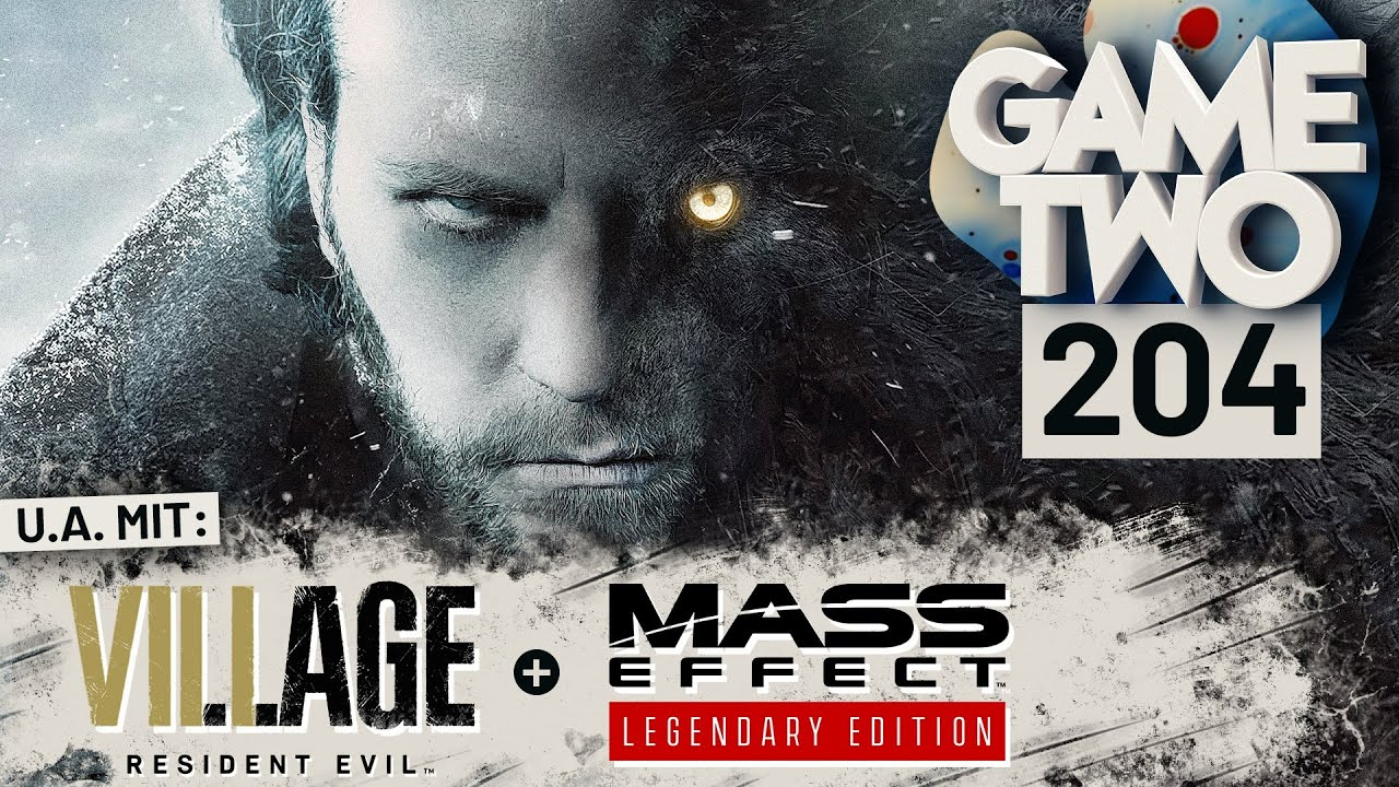Download Resident Evil 8 Village, Mass Effect: Legendary Edition, Ratchet & Clank | Game Two #204