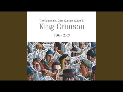 "Song Of The Week ""In the Court of the Crimson King"""