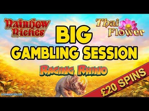 Big Gambling Session