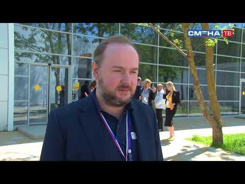 Интервью и.о. директора Института передовых производственных технологий СПбПУ Сергея Салкуцана