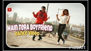 Main Tera Boyfriend Awesom Dance Choreography || Raabta || Rockstar Dance Studios