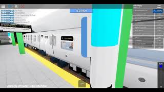 Roblox MTA New York City Transit A&C Zuglinien