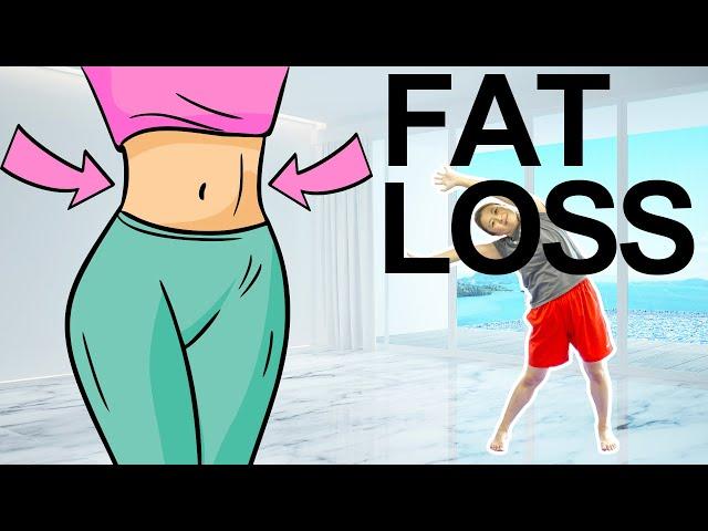 [10分ラジオ体操] 3日で内臓脂肪と皮下脂肪を落とす!