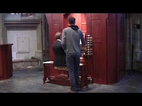 Matthias Havinga  -  Toccata en Fuga in F (BWV 540) J.S. Bach
