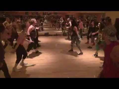 Tara Romano Dance Fitness - JW & Blaze - Palance (Split the room)