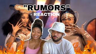Lizzo - Rumors feat. Cardi B [Official Video] REACTION!!!