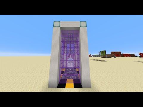 KERN-REAKTOR Einfach Bauen In Vanilla Minecraft OHNE Mods Oder Plugins.