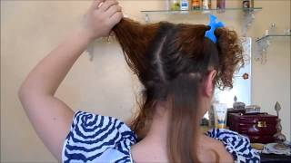 coiffure bien r ussir son brushing by topforumfemina watch and free download youtube video. Black Bedroom Furniture Sets. Home Design Ideas