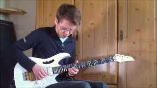 Instrumental Guitar Song #6 by Ryan Smith (With Indie Guitar Backing Track in D Minor)
