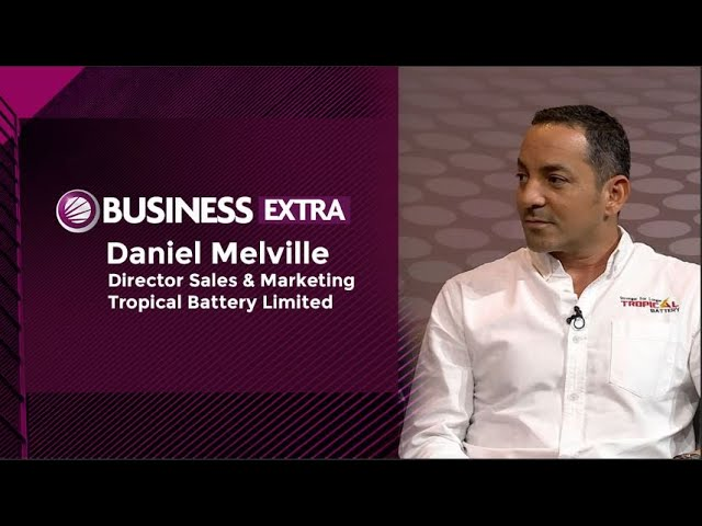 Over 70 Years of Service: Tropical Battery's Melville, Shares His Story |Business Live Extra| CVMTV