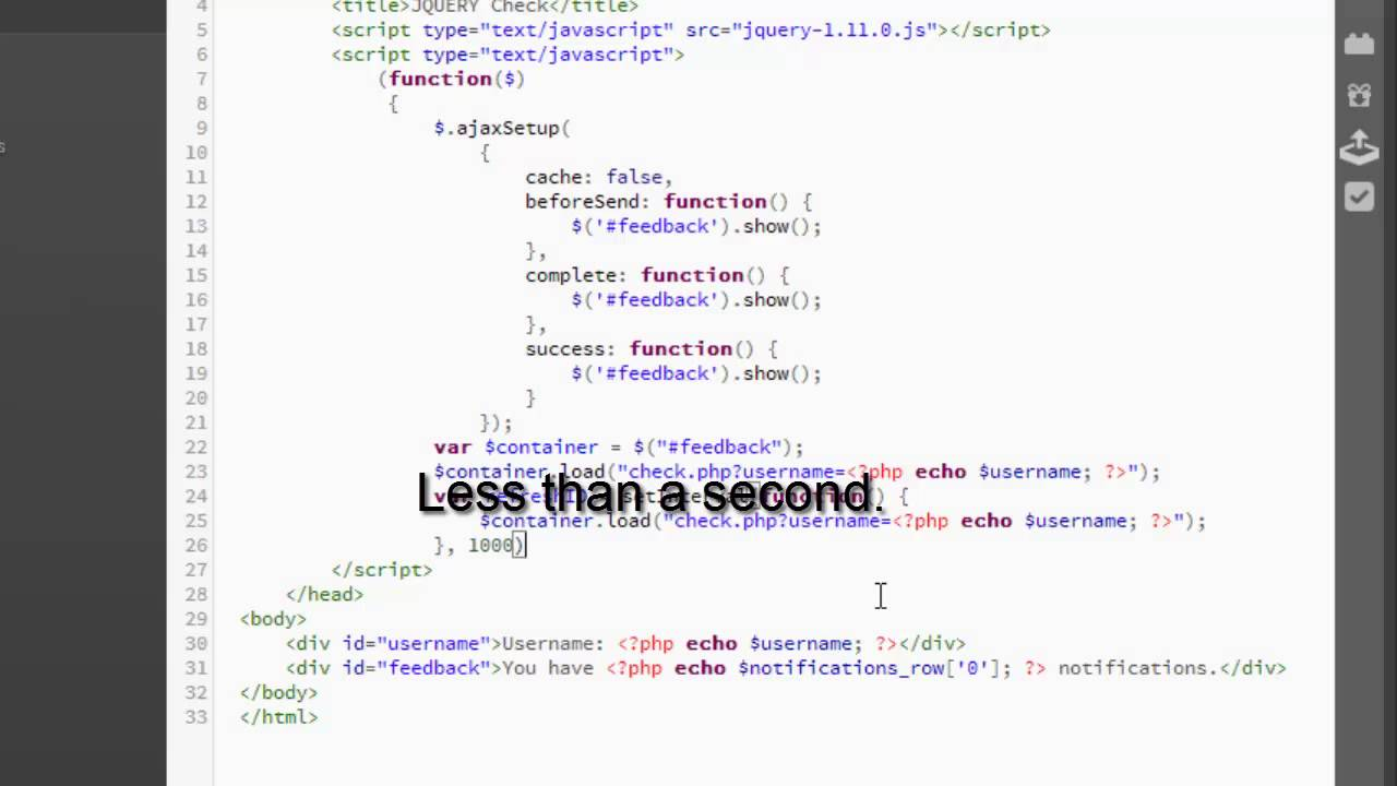 Using JQUERY to Refresh a Container without Refreshing the Page