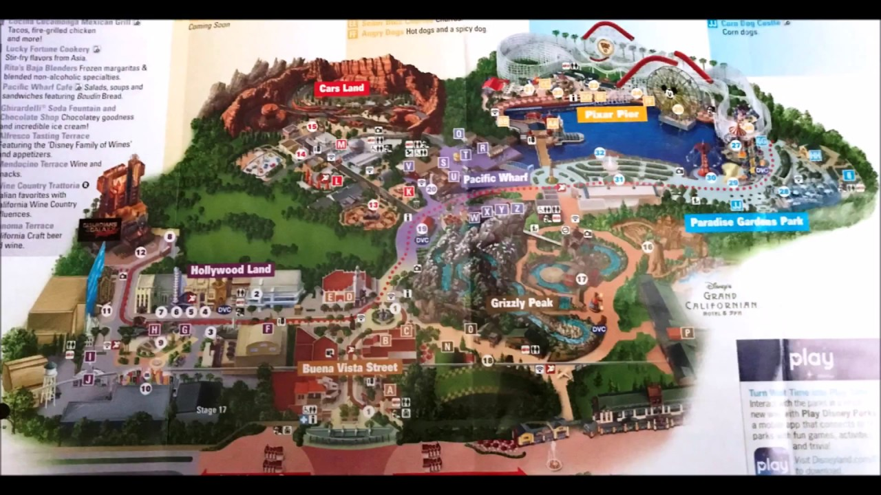 💥Disney California Adventure Maps Over the Years #4 DCA💥 on universal studios map, california shooting map, california school map, anaheim map, disneyland map, paradise pier map, california great america map, california tourist map, california map showing destinations, dca map, epcot map, california driving map, california tumblr, animal kingdom map, magic kingdom map, busch gardens map, knotts berry farm map, california screamin, magic mountain map, california hd,