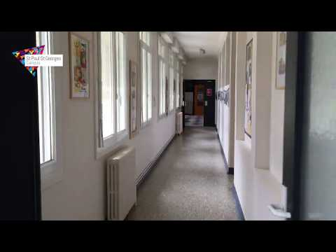 Présentation (confinée) Des Locaux Du Lycée St Georges De Vannes