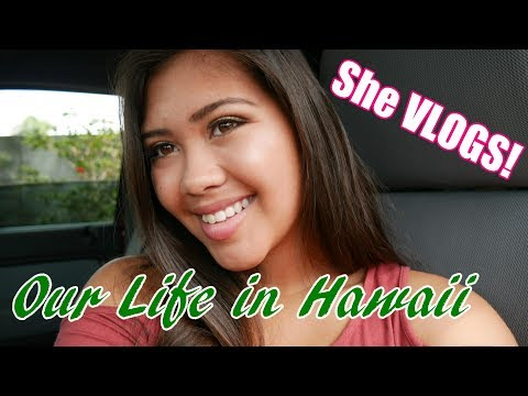Our simple life in Kauai, Hawaii | Erica took over the vlog (for today) | island life| Island living