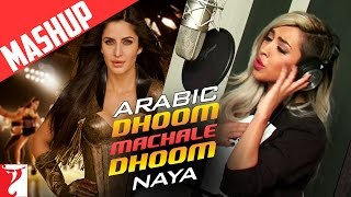 Dhoom Machale Dhoom - Arabic Song - DHOOM:3