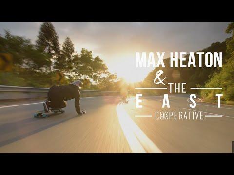 The East Cooperative Raw: Max Heaton and Friends in Australia - Skate[Slate].TV