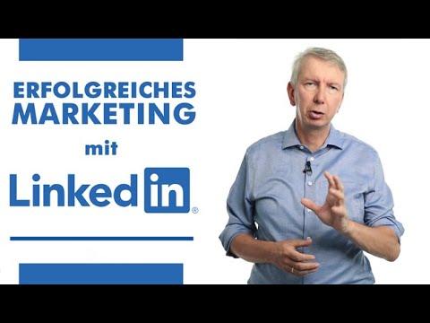 ERFOLGREICHES MARKETING Mit LinkedIn