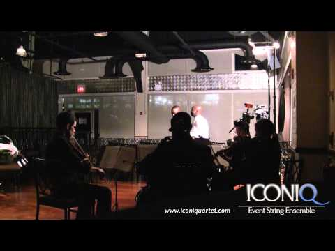 iconiQ String Quartet - Mirrors, Justin Timberlake