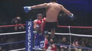 Badr Hari vs Peter Aerts [full fight] K-1 World GP 2008