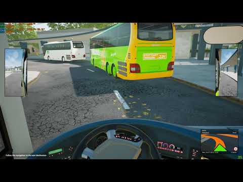 Fernbus Simulator - beta 1.21.26876 -  From Berlin to Potsdam (GTX 1660 TI) |