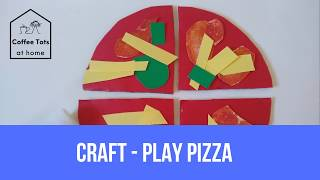 Coffee Tots at home - Craft - Play Pizza