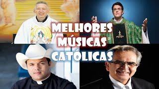 MELHORES MÚSICAS CATÓLICAS (PARTE 3) Pe. Marcelo/ Pe. Reginaldo/ Pe. Alessandro/ Pe. Zezinho