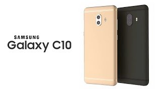 Galaxy C10 - Official Press Renders?