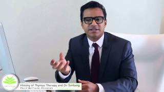 History of Thymus Therapy and Dr. Sandberg | Infusio