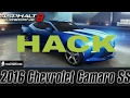 How To Hack CHEVROLET 2016 CAMARO SS Car In Asphalt 8 Help with Game Guardians