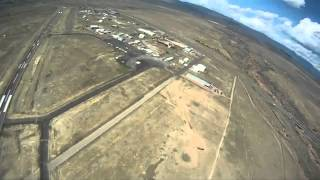Parachute Crash Landing Through Dust Devil | Fail and Win