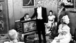 """""""Неоконченная симфония"""", фильм-спектакль (СССР, 1968)"""