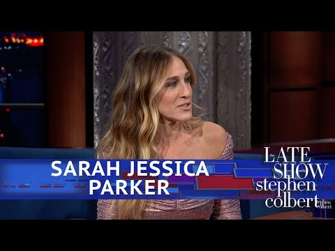 Sarah Jessica Parker Enjoyed Being Airborne In 'Hocus Pocus'