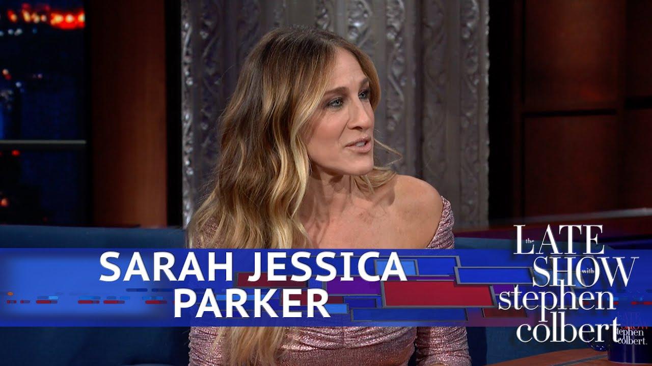Sarah Jessica Parker Enjoyed Being Airborne In 'Hocus ...
