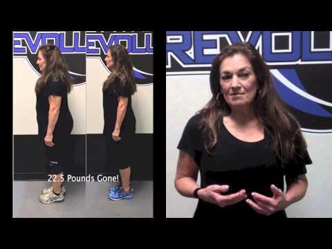 Fitness Revolution East Memphis- Jody Allen- Las Vegas