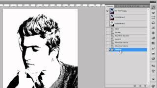 Efecto warhol con Photoshop.