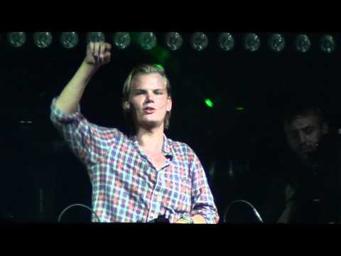 My feelings for you  Avicii @ Nocturnal Wonderland 2011  1080P