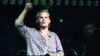 My feelings for you - Avicii @ Nocturnal Wonderland 2011 LIVE 1080P