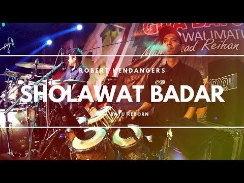 Robet Kendang - Sholawat Badar - Gita Bayu Reborn