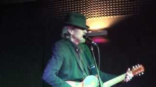 """Howe Gelb """"Blues session"""" Live at 1.35 circa Cantù - 1.04.2015"""