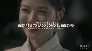 Baekhyun - Is it me? // Sub Español [Lovers of the red sky ost]