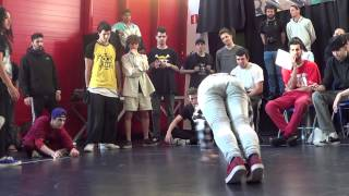 King Kong Floor BGirl battle