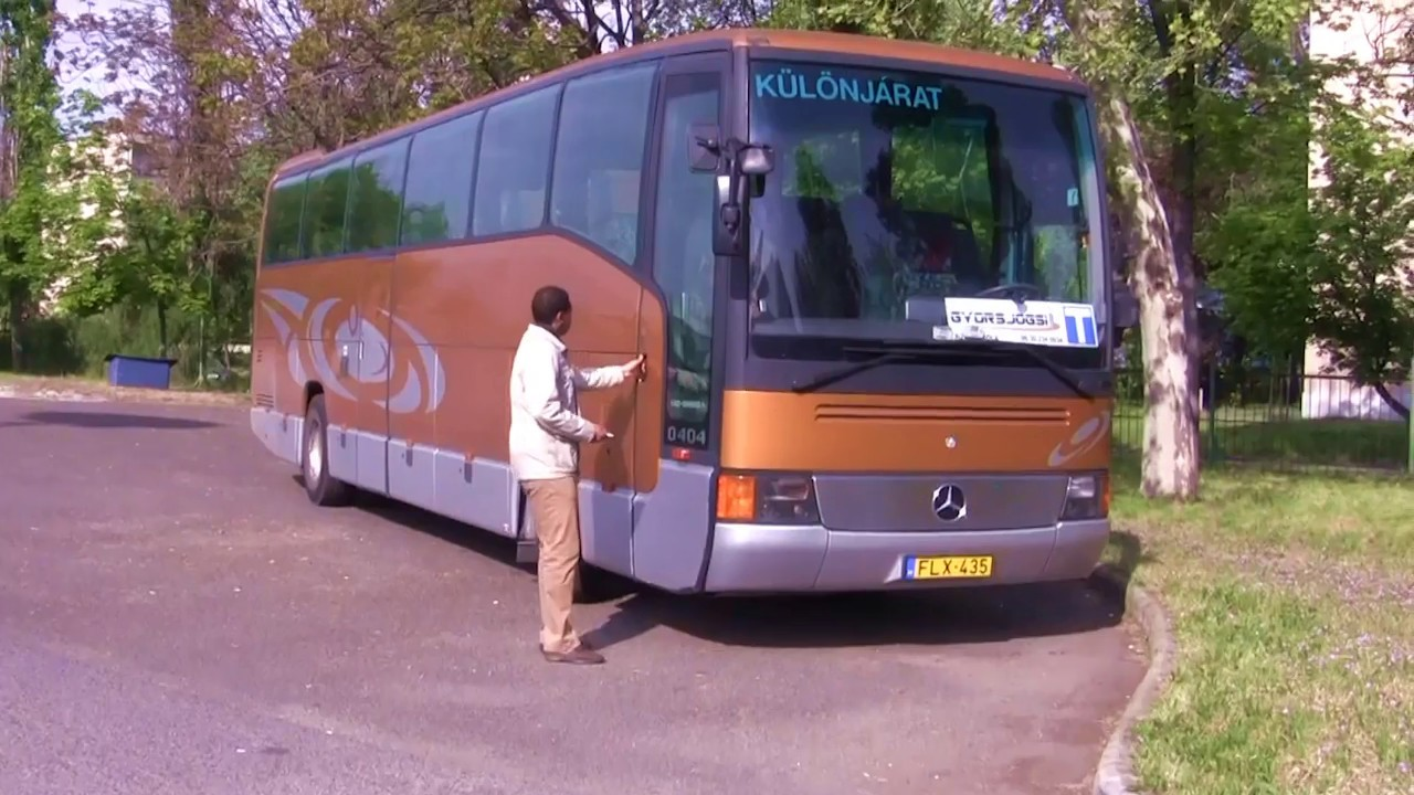 Parhuzamos parkolas egyszeruen 327 - Buszvezet S Driving A Bus