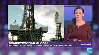 Chile, la economía más competitiva de Latinoamérica