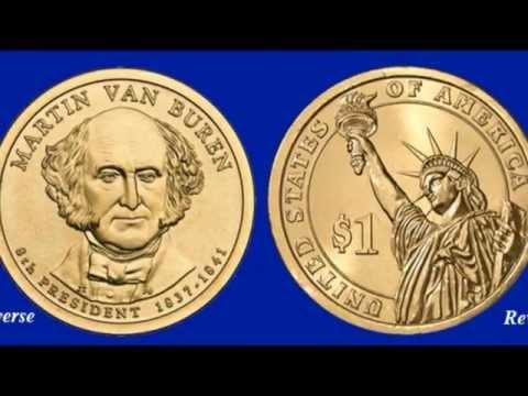 President Martin Van Buren Video
