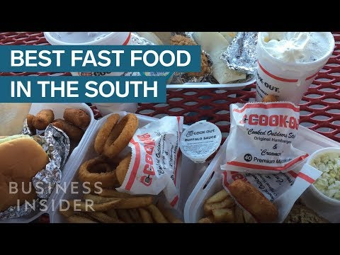 Inside Cook Out — The South's Most Underrated Restaurant Mp3