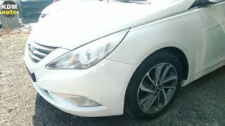 Hyundai Sonata на газу с завода