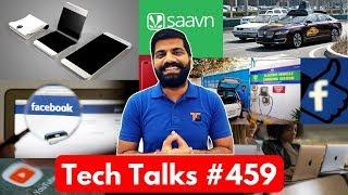 Tech Talks #459 - Oneplus 6, Aadhaar Leak, Folding iPhone, YouTube in India, Jio Music +Saavn