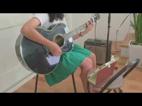 14才【僕は君の事が好きだけど君は僕を別に好きじゃないみたい / back number / cover】 ■マロン ■ギター