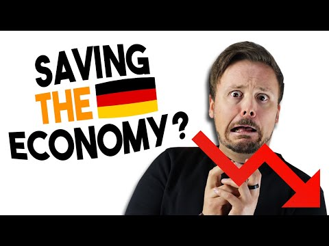 Germanys VAT Reduction - Enough To Save The German Economy?