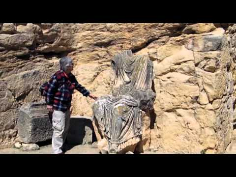 Ruines Romaine de Dougga
